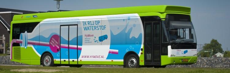 HyMove H2FC Pilot Bus