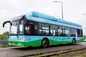 HyMove Syntus waterstofbus