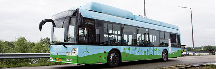 "Solbus SM12 FC ""powered by HyMove"""